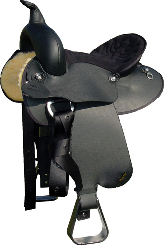 Wintec Pony/Youth Saddle - OZARK 1468-12