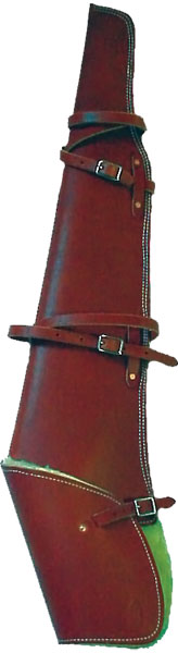 "Scabbard 37"" Long with Flap"