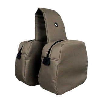"Insulated Saddle Bags 11""X13"""