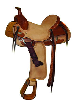 Ranch/Roper Combo Seat Saddle