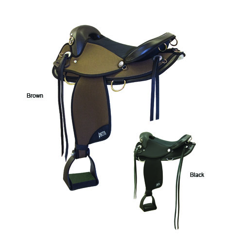 Abetta® Arabian Endurance Saddle