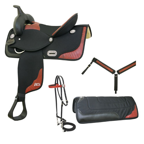 Abetta® Gaited Saddle Package