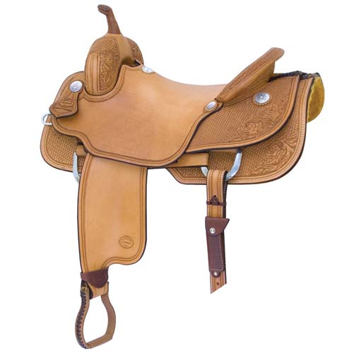 Billy Cook Ballinger Cutting Saddle