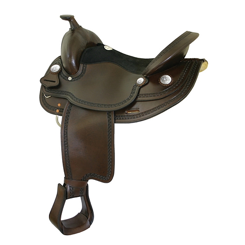 Saddlesmith Riverside Gaited Saddle