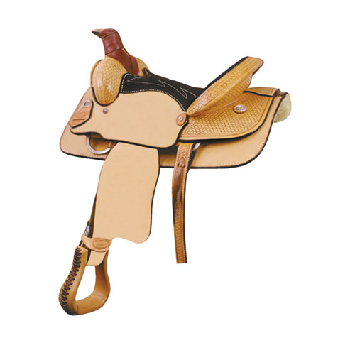 Youth Roper (Color: Natural Gold, Size: 13.5)